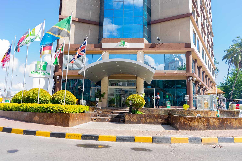 Hotel in Dar es salaam